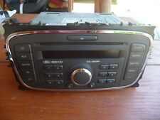 Autoradio 6000 CD Ford Focus II SINGLE CD-KW2000 MIT CODE 7M5T-18C815-BA