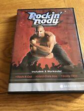 Rockin Body Shaun T Dvd Sealed
