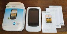 HTC Desire C 4GB Black (Unlocked) Smartphone Good condition