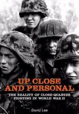 Up Close and Personal by David Lee (2015, Paperback)
