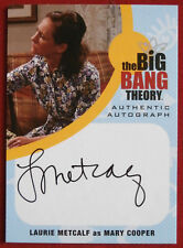 THE BIG BANG THEORY - LAURIE METCALF as Mary Cooper - Seasons 6/7 Autograph Card