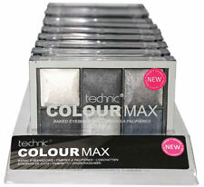 Technic Eyeshadow Palette - Silverado Colourmax  - Eyes Shimmer