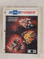 VINTAGE service Manual CHEVROLET 1976 Mechanic Parts Data SCARCE