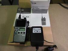 ICOM IC-R3 Communications Receiver