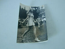 """BRIGITTE BARDOT à Rome pour film """"Les Femmes"""" 1969 photo presse Keystone cinéma"""