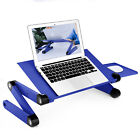 Desk Laptop Stand Holder for Bed Portable Notebook Riser Computer Tray Foldable
