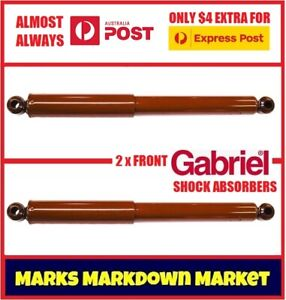 2 x Front Gabriel Guardian Shock Absorbers for Toyota Toyo-Ace RY31