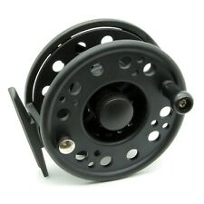 Carbon Graphite Large Arbour Fly Reel for Trout Fishing - Size 3/4, 5/6 or 7/8