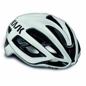 KASK Cycling Helmet- PROTONE-White Size Large