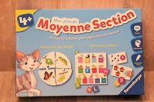 Jeu éducatif - Mes jeux de Moyenne Section - Ravensburger + de 20 activités