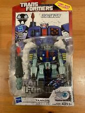Transformers Generations Deluxe Tankor **MOC**