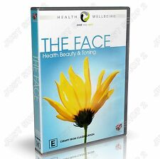 The Face Smooth Frown Lines & Tone Skin Vitality Mind Body Spirit DVD