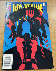 WOLVERINE # 88 NEWSSTAND COPY MARVEL COMICS 1994 1ST DEADPOOL VS WOLVERINE