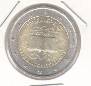 Italien  2 Euro  2007  Römische Verträge  bankfrisch