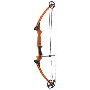 Genesis Compound Bow Left Hand Orange