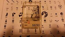 Buren Heuer Breitling Hamilton Cal 12 part 58290 lot of 5 screws