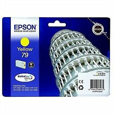 Cartucho tinta Epson T791440 amarillo 6.5ml