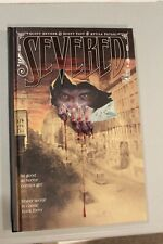 RARE Signed 2x Severed HC TP 1st Print NM Scot Snyder Scott Tuft Horror Image