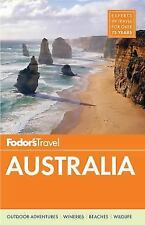 Fodor's Australia (Full-color Travel Guide)-ExLibrary