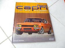 Ford Capri un rêve européen Antoine Janmary ETAI Livre neuf