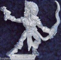 1990 Dark Elf MM73/5 E Marauder Assassin Shadowblade Drow Warhammer Army AD&D GW