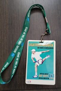 US Open Andy Roddick Tennis Lanyard