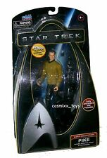 STAR TREK MOVIE WARP COLLECTION FIGURE PIKE ACTION FIGURE PLAYMATES
