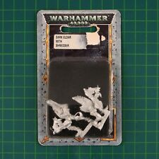 Dark Eldar Shredder Drukhari Warhammer 40K Metall Blister #2 OOP 11134