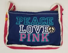 Victoria's Secret Pink Travel Beach Bag Large Preowned Light spots See Photos