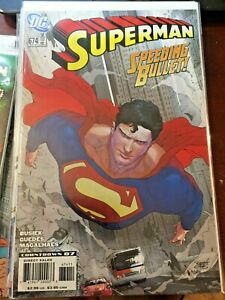 Superman (2006 series) #674 DC comics