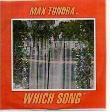 (653D) Max Tundra, Which Song - DJ CD