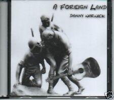 (333T) Danny Warwick, A Foreign Land - DJ CD