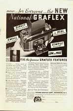 1932 Vintage ad for Graflex camera~Folmer Graflex Corp. (090613)