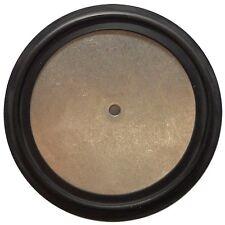 """Buna Tri Clamp Orifice Plate Gasket 2"""" 316 1/8"""" Hole"""