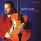 MARTIN TAYLOR Portraits 14tk cd w/Chet Atkins LINN Records Issue