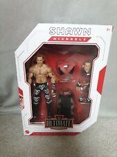 WWF WWE Elite Mattel Ultimate Edition Wrestling Figure Rare Shawn Michaels New