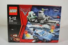 Lego Cars Set 8426 Flucht auf dem Wasser komplett OBA / OVP
