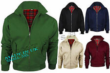 Unbranded Waist Length Polyester Zip Men's Coats & Jackets