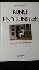 Berlin Wilmersdorf  Kunst und Kunstler Kommunale Galerie und Museum Kunstamt 989