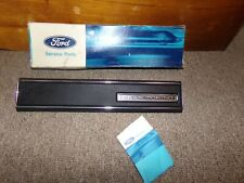 Ford 1972 Torino dash nameplate filler panel D2OZ-6504338-D    NIB,NOS, RARE