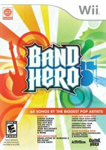 Band Hero [Nintendo Wii]