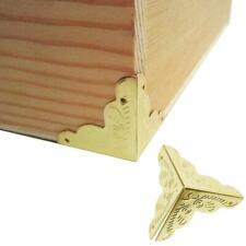 Retro Color Iron Corner Protector Guard For Jewelry Wooden Ca Box Gift I7B4 M9U0