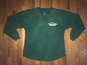 Pine Richland Lacross Long Sleeve Shirt Vintage Mens Small Green Preowned
