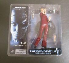 T-X Terminatrix MCFARLANE TOYS Terminator 3 Rise of the Machines MOC GV