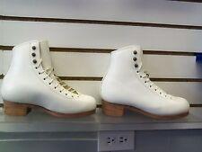 Sp-Teri #10 Junior Super Teri CL Girls White Boot 2.5C