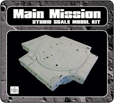 Space:1999 Main Mission studio scale prop replica science fiction model kit