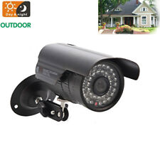 1200TVL HD Color Outdoor Bullet CCTV Surveillance Security Camera IR-CUT Video