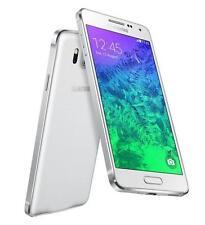 "Original New Unlocked Samsung Galaxy Alpha SM-G850F 32GB 4.7"" SmartPhone White"