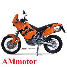 Mivv Ktm Lc4 640 Adventure 2006 06 Pot D' Echappement Moto Suono