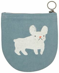 New POUCH - HALF MOON SIZE - FRENCHIE